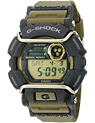 G-Shock GD400-9CS Mens Black Resin Sport Watch