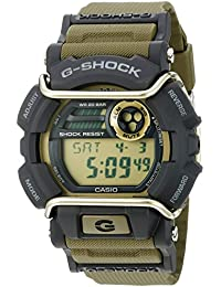 G-Shock GD400-9CS Men's Black Resin Sport Watch