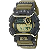 Casio Men's G-Shock GD400-9CS Black Resin Sport Watch
