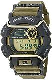 Casio Men's G-Shock GD400-9CS Black Resin Sport Watch
