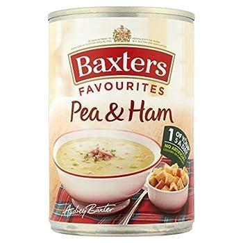 Baxters Favourites Pea & Ham Soup (400g)