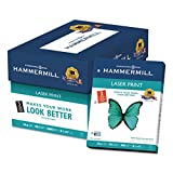 HAM125534 - Unpunched - HammermillLaser Print Office Paper - Pack of 500