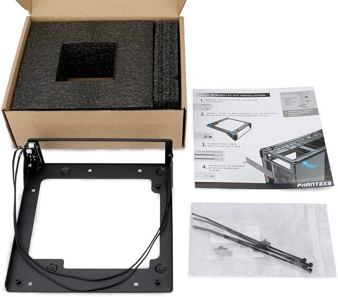 PHANTEKS ITX-Upgrade-Kit mit PCIe-x1-Riser-Kabel: Amazon.es: Electrónica