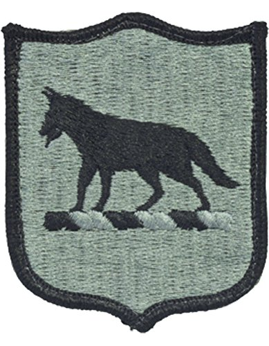 - South Dakota National Guard ACU Patch - Foliage Green