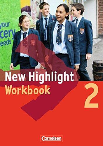 New Highlight - Allgemeine Ausgabe: Band 2: 6. Schuljahr - Workbook