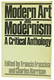 Modern Art and Modernism, Frascina, Francis, 0063182335