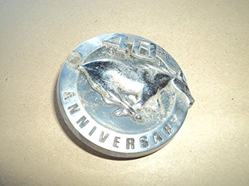 2004 40th Anniversary Drivers Side Ford Mustang Emblem (Ford Mustang 40th Anniversary)