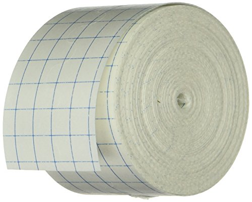 Derma Sciences 62036 Ultrafix Self-Adhesive Dressing Retention Tape, 2'' Width x 11 yd Length by Haylard Healthcare