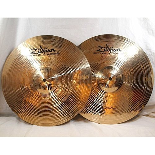ZILDJIAN ジルジャン/SOUND LAB PROJECT391 15 HIHAT SET 15インチ B07D679G39