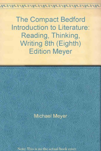 8th edition essay prose reader reading thinking writing Langan college writing skills 8th edition answers prose reader essays for thinking, reading and writing, mla for courses in first-year composition this version of.