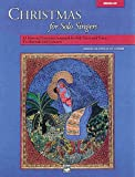 Christmas for Solo Singers/Medium High, Jay Althouse and Winnagene Hatch, 0739000098
