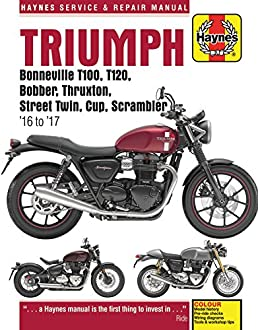 triumph 900 1200 16 17 covers models with water cooled engines rh amazon com 1960 Triumph Motorcycle triumph motorcycle service manuals online