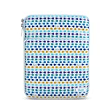 iLuv The Luxe - Leatherette Sleeve for iPad 3rd Generation - iPad 2 and iPad - Blue (iCC2012BLU)
