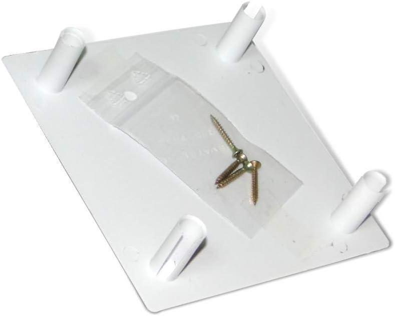 TR35 - Tapa para caja registro 105 de presion y torni: Amazon.es ...