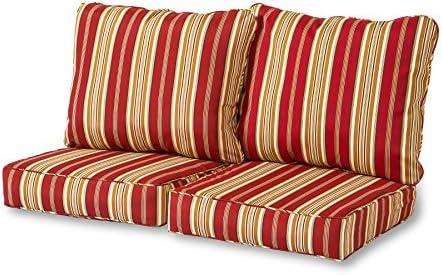 Greendale Home Fashions Loveseat Cushion