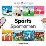 My First Bilingual Book-Sports (English-German), Milet Publishing Staff, 1840597534