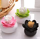 MaxS Lotus Cotton Swab Holder Small Toothpicks