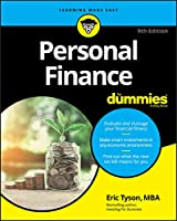 Personal Finance For Dummies, 9th Edition Front Cover