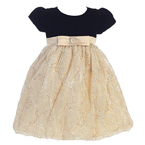 Lito Velvet Skirt - 4