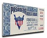 NCAA Georgia Bulldogs 1943 Rose Bowl Mega Ticket