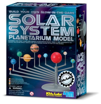 LearningLAB Solar System Planetarium Model