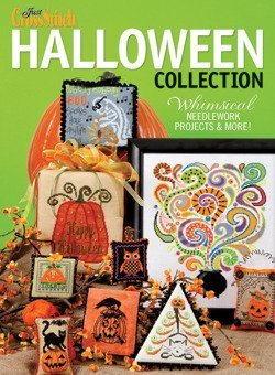 Just Cross Stitch HALLOWEEN Collection Fall 2011 Special Issue (Just Cross Stitch)