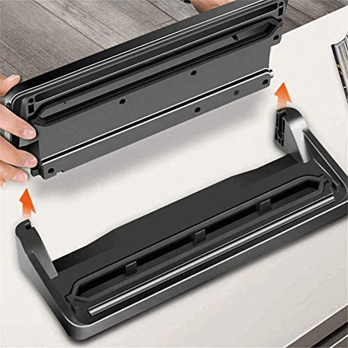 Passez l'aspirateur Scellant for l'alimentation, vide Scelleur Machine, vide automatique étanchéité à l'air sec et avec système alimentaire Modes Moist JIAJIAFUDR