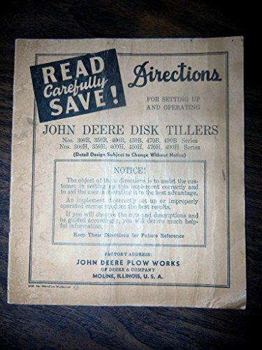John Deere Disk - 5