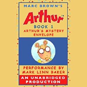 Arthur's Mystery Envelope Audiobook