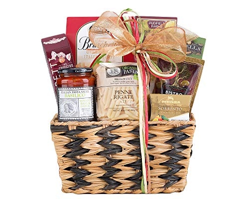 Wine Country Gift Baskets The Italian (Wine Country Gift Baskets Fruit)