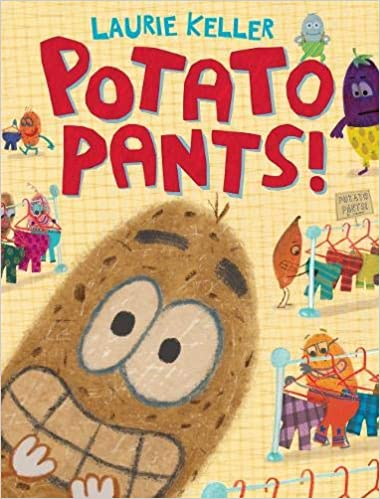 Image result for book potato pants