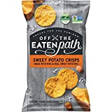 Quaker Off The Eaten Path Sweet Potato Crisps 5.25oz, pack of 1