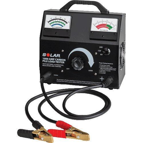 16/12/24 Volt Carbon Pile Load Tester
