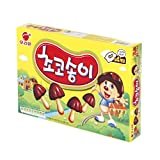 Orion Choco Boy, Chocolate Covered Biscuits 144g (1 Pack)