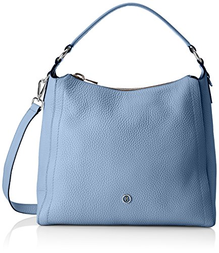 Bogner Leia - Women Shoulder Bag Blau (bubble)