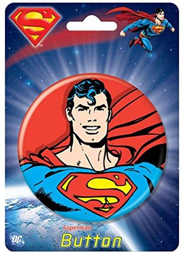 Ata-Boy DC Comics Superman 3-inch Big Collectible Button