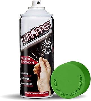 4R Quattroerre.it 16417 Wrapper Spray Vernici Rimovibili Tinta