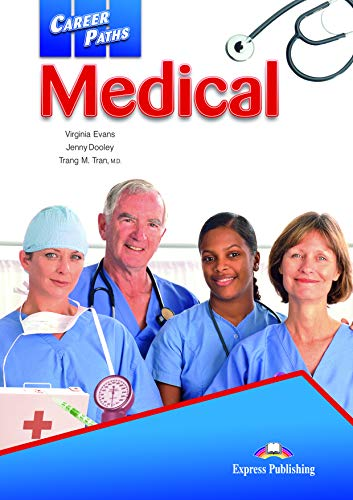Career Paths Medical Student's Book + Digibook