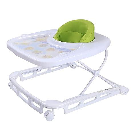 AHIN Andador Bebé,Cuatro Colores para Elegir Diseño de Doble Capa ...