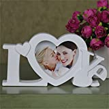 Best Picture Frames With Heart Shaped - All Smiles Love Picture Frame Heart Photo Frames Review