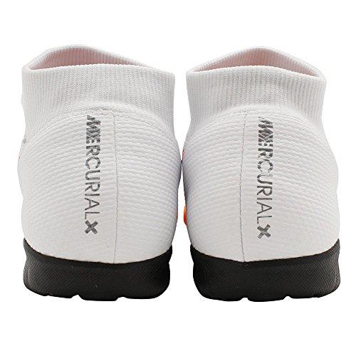 de Mixte X Mercurial Chaussures Weiß Weiß Football Ah7370 TF Superfly Academy Adulte Nike 6 p8BWTT