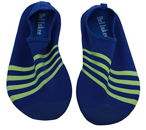 Dyeables Kids Shoe (Women Men Water Shoes Beach Swimming Aqua Footwear Pool Swim Yoga)