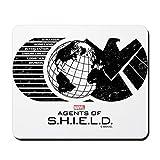 CafePress - S.H.I.E.L.D. - Non-slip Rubber Mousepad, Gaming Mouse Pad