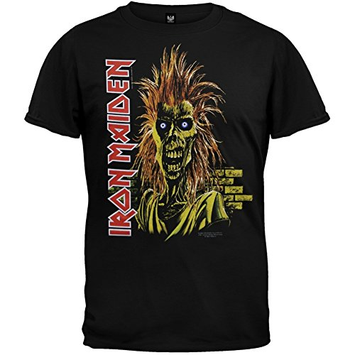 Iron Maiden First Album - 2