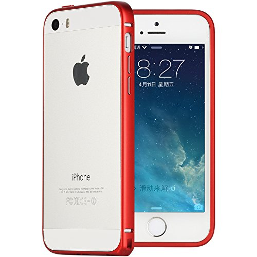 new style 04e53 847e7 Rock Bumper Case for iPhone 5S 5: Amazon.in: Electronics