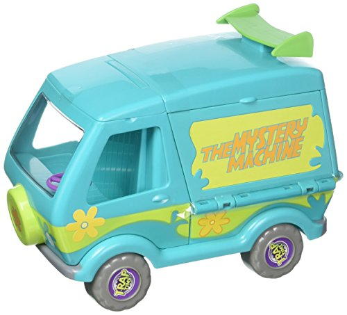 Quest Scooby Doo Trap Time Deluxe Mystery Machine ()
