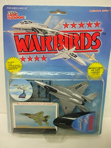 Racing Champions Warbirds Collectors Series 1 - Mc Donnell Douglas F-15C Eagle ()