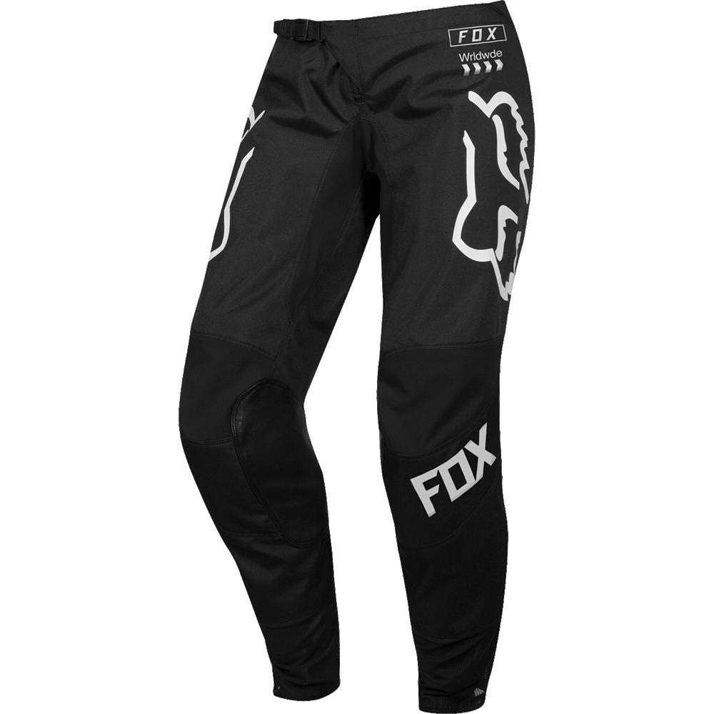 2019 Fox Racing Womens 180 Mata Pants-Black//White-12