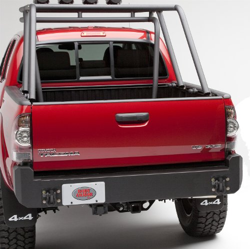 Body Armor 4x4 TC-6124 Black Mounting Kit for Sport Rack System on 2005-2013 Toyota Tacoma