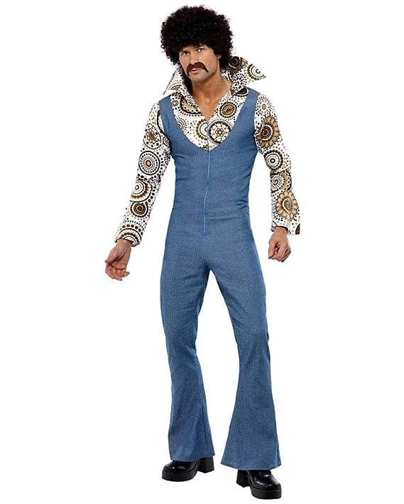 Horror-Shop 70s Disco King Costume M: Amazon.es: Juguetes y ...